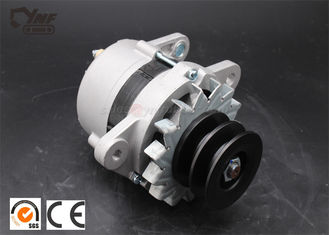 YNF02952 Excavator Electric Parts / Forging Excavator Alternator