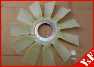 CAT Excavator Spare Parts CAT 324D 325D Cooling Fan Blade with PA Material